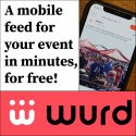 wurd: The here and now social app.