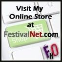 Visit My Merry Zavala Shop at FestivalNet.com