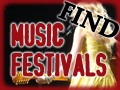 Find music festivals in Cherry Log, GA