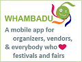 Whambadu - A mobile app organizers, vendors, & everybody who loves festivals and fairs
