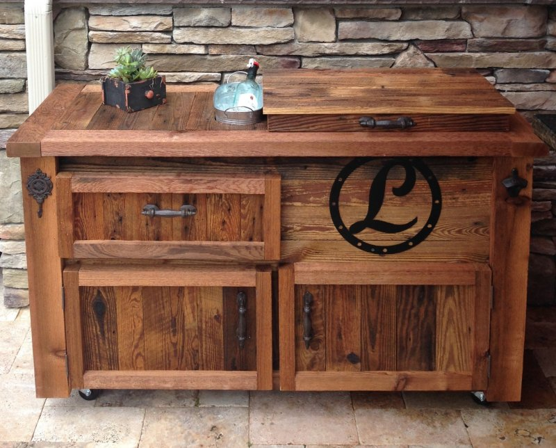 refrigerator end table. reclaimed cooler bar cabinet - reclaimed, salvaged, barnwood, cart, cabinet, indoor \u0026 outdoor refrigerator end table