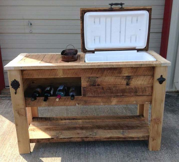 Woodworking Simple Workbench Plans, Spinning… | Wood Project and DIY