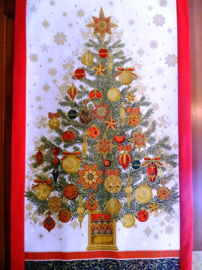 Amazing grace door dress door dressing handmade other - Decorative trees with red leaves amazing contrasts ...