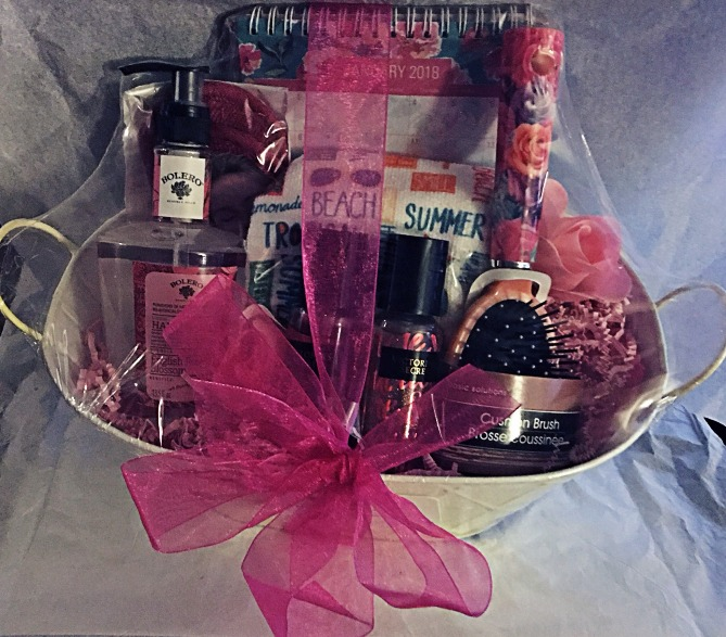 cff3e88bd9 Gift Basket with Victoria s Secret Fragrance Spray Love Spell