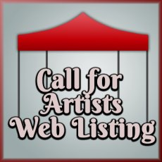 Special Call For Artists Web Page Listing Only