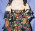 African doll collection