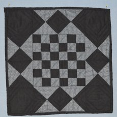 Checkerboard Wall Quilt