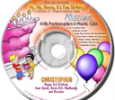Personalized Music CD's