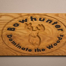 Plaque Bowhunters Dominate the woods