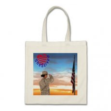 SheServed Small Tote Budget Tote Bag