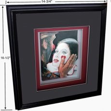 FRAMED HELPING HAND (0 Shipping within U.S.A. When shipped with another item