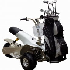 Four Star Beach Cruiser Single Rider Golf Cart