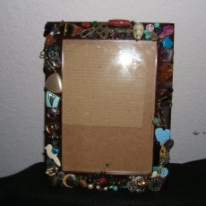 Decorated Picture Frame
