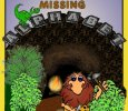 Caveman Jack and the Missing Alphabet - Printed Book