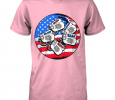 Remember She Served Too! Unisex Cotton T-shirt