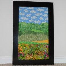 Meadow Framed Picture