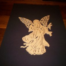 fretwork angel