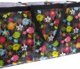 3-Trunk Tote - Bright Flowers