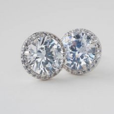 Parer Large Martini Studs
