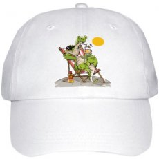"Al E. Gator ""Relaxation"" Ball Cap"
