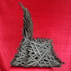 All steel 1:3 scale Iron Throne replica from Game Of Thrones