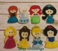 Character Inspired Pretend Finger Puppets