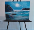 Moonlit Cove (signed prints available)