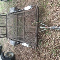 Golf Car Trailer For Rent