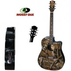 Mossy Oak Camouflage Acoustic Electric MO-1CE