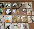 Halloween Coasters or Trivets