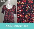 LuLaRoe Perfect T Size XXS -2
