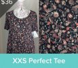 LuLaRoe Perfect T Size XXS-1
