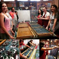 The Art of Water Marbling as a Business (3 Day Intensive Class)