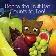 Bonita the Fruit Bat Counts to Ten!