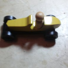 Wooden Soap Box Racer