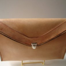 Vegetable-Tanned Leather Business Portfolio
