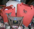 handcrafted leather tote bags