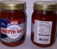 Freddie Lee's Ghetto Sauce Spicy Pint 18oz Jar