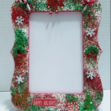 Holiday Picture Frame 4x6