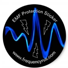 EMF Protection Sticker