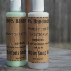 Peppermint Tree Tea Shampoo & Conditioner