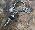 Sparkle and Shine keychains