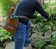 Gardener's Cross-Body Tool Bag
