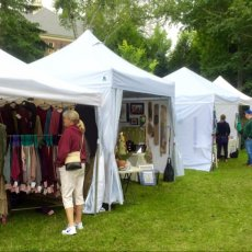 UnderCover 10'x10' Craft Show Canopy Package