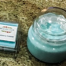 12oz Blueberry Cobbler Candle