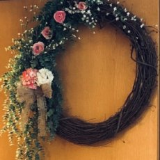 Oversized Spring Wreaths