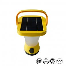 Solar Lantern with Cellular Charger