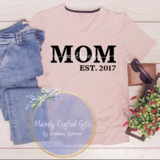 MOM TEE | Mother's Day Shirt