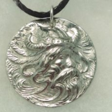 Viking pendant in pewter