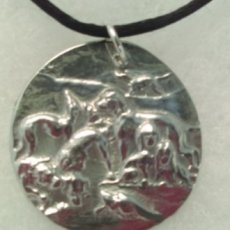All Dogs Go To Heaven pendant